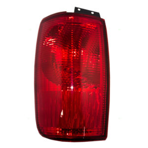 Jayco Firenza Left (Driver) Replacement Outer Tail Light Unit